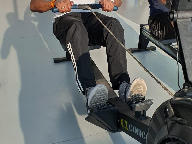 Indoor Rowing Competition
