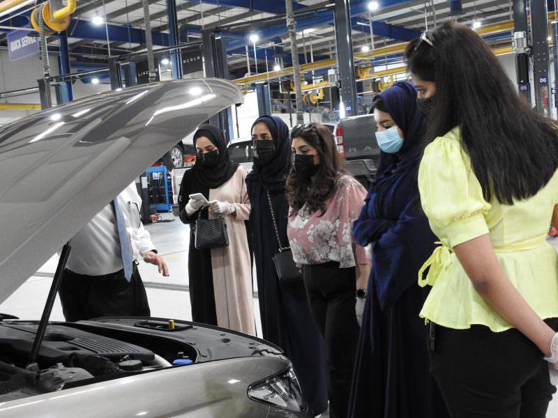 Automotive Findamentals Workshop for Women